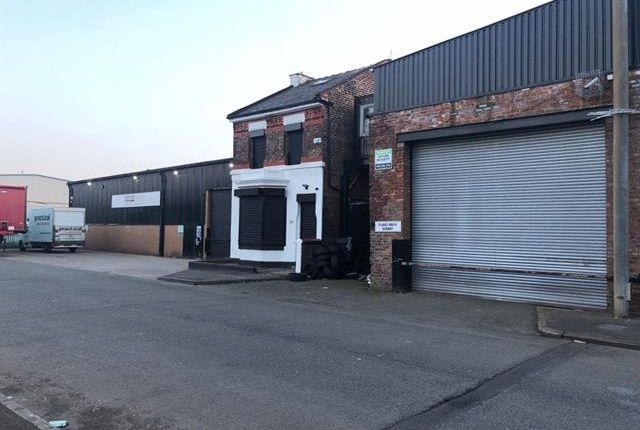 Thumbnail Light industrial for sale in 2-10 St. Johnís Road, Bootle, Liverpool