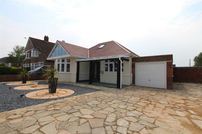 Thumbnail Bungalow for sale in Uppingham Avenue, Stanmore