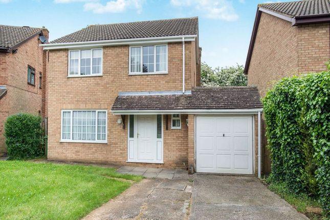 Thumbnail Detached house for sale in Hazelden Close, West Kingsdown, Sevenoaks
