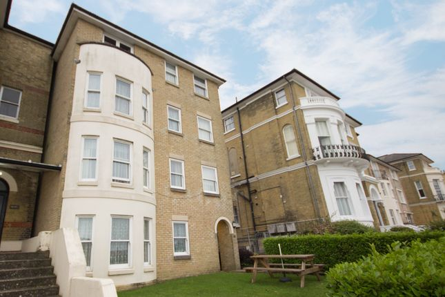 Thumbnail Flat for sale in West Hill Road, Ryde