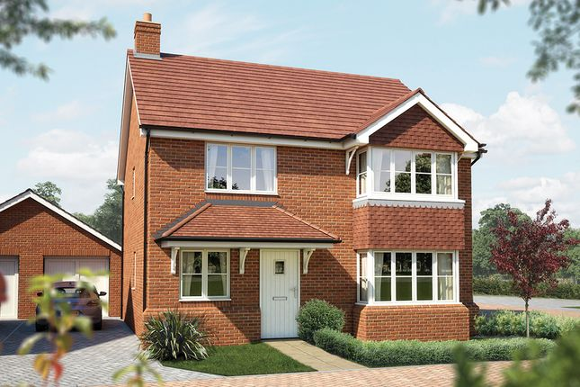 """Thumbnail Detached house for sale in """"The Canterbury"""" at Ongar"""
