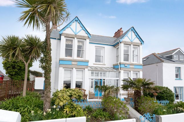 Thumbnail Detached house for sale in School Hill, Coverack, Helston