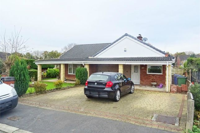 Thumbnail Detached bungalow for sale in Ashdale Drive, Heald Green, Cheadle, Cheshire
