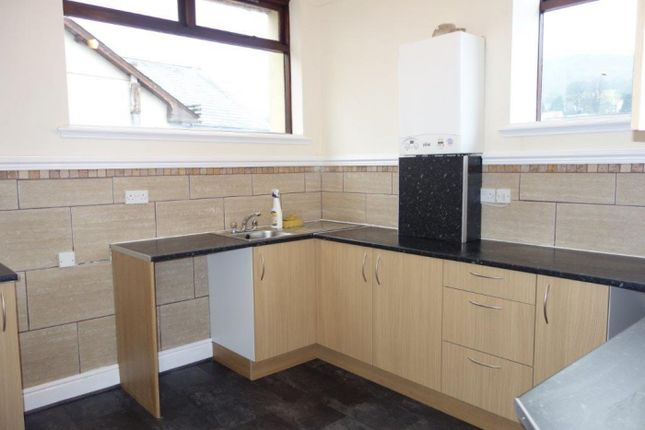 Thumbnail Flat to rent in 40-42 Church Road, Ton-Pentre