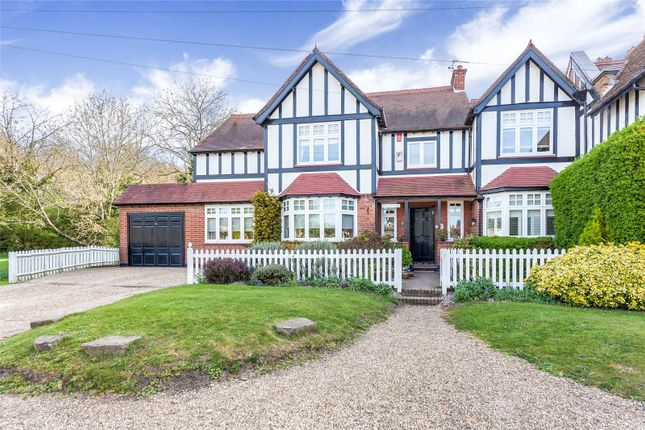 Thumbnail Semi-detached house for sale in Little Common, Stanmore, Middlesex