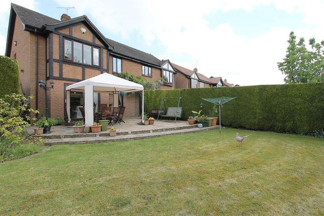 Thumbnail Detached house for sale in The Pinfold, Glapwell, Chesterfield