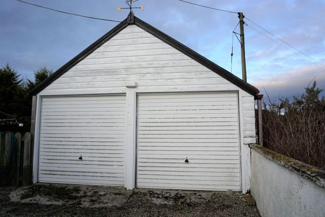 Garage of Evelix Road, Dornoch IV25