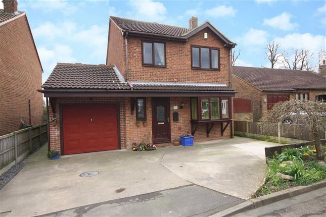 Thumbnail 3 bed detached house for sale in Greenside Avenue, Rampton, Nottinghamshire