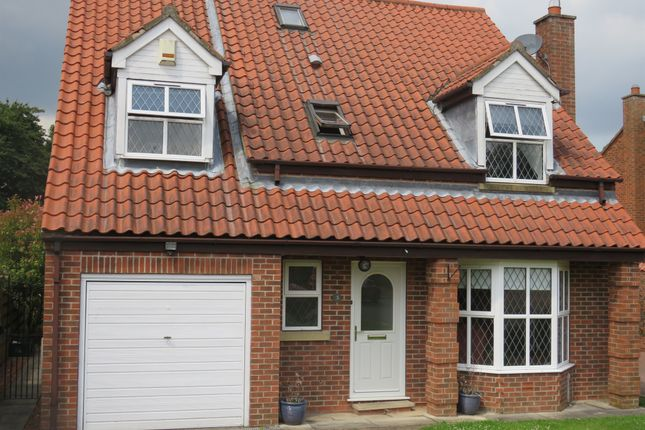 Thumbnail Detached house for sale in Pollard Close, Huntington, York