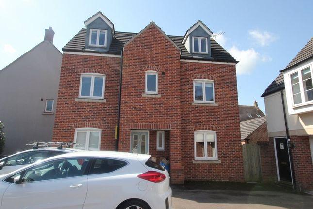 Thumbnail Property to rent in Halton Way, Kingsway, Gloucester
