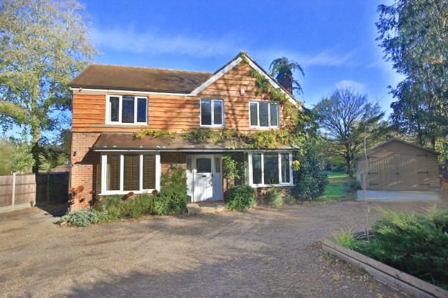 Thumbnail Detached house for sale in Mayford, Woking, Surrey