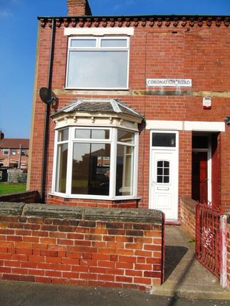 Thumbnail End terrace house to rent in Coronation Road, Balby, Doncaster