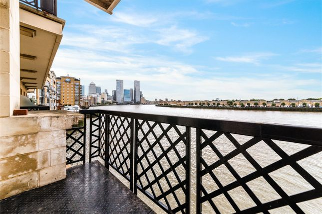 2 bed flat for sale in Old Sun Wharf, 40 Narrow Street, Limehouse, London E14