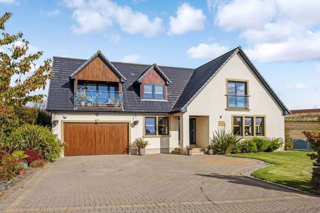 Thumbnail Detached house for sale in Green Towers Road, Cartland, Lanark
