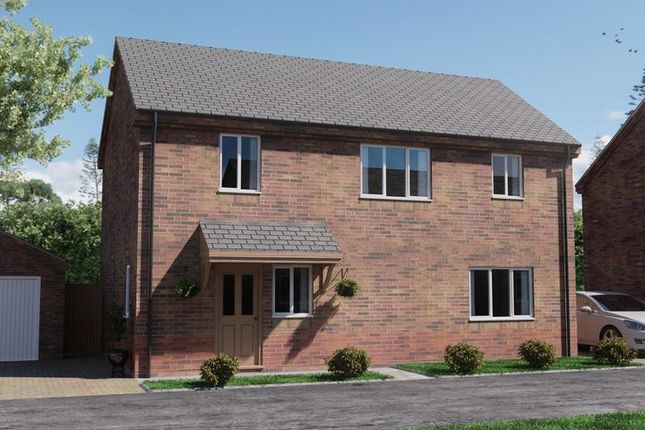 Thumbnail Detached house for sale in Plot 1, Humber View, Barton-Upon-Humber