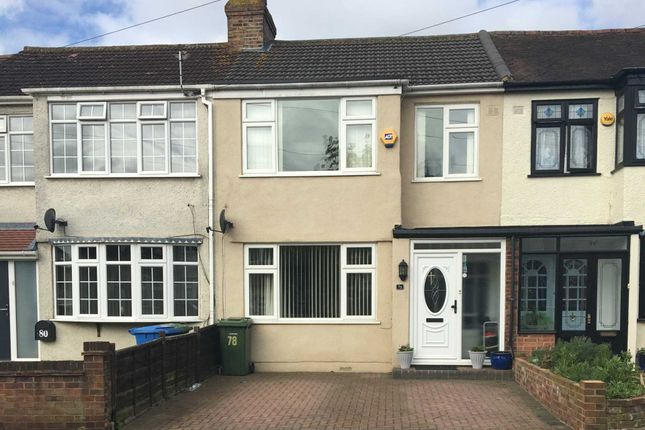 3 bed terraced house to rent in Acacia Avenue, Hornchurch, Essex RM12