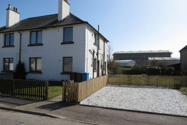 Thumbnail Flat for sale in Clyde Street, Invergordon