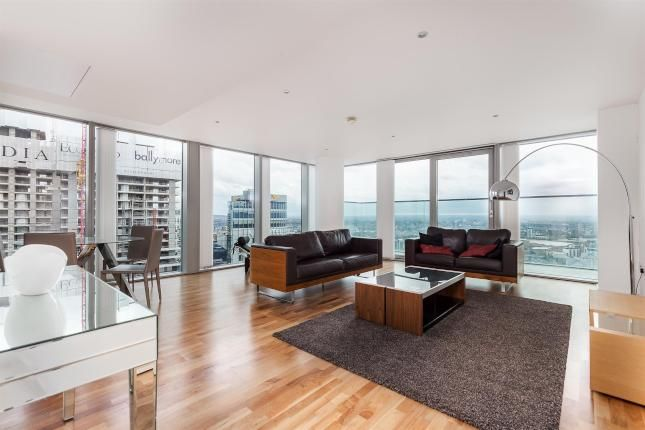 Thumbnail Flat to rent in Landmark East Tower, Canary Wharf, Isle Of Dogs