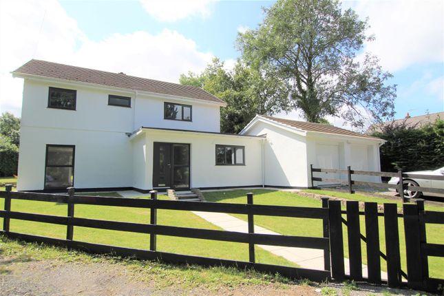 Thumbnail Detached house for sale in Coed-Y-Parc, Llangattock, Crickhowell