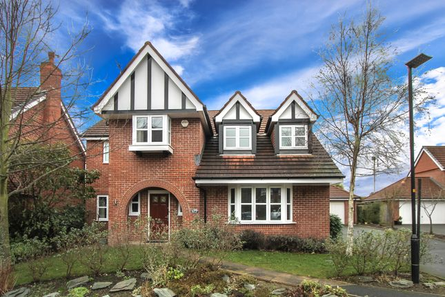 Thumbnail Detached house for sale in Farriers Way, Poulton-Le-Fylde