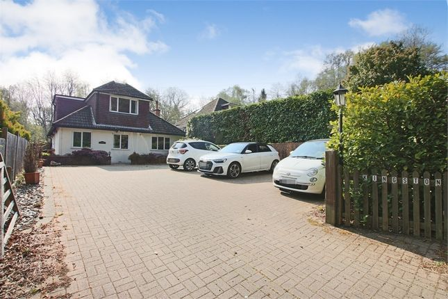 Thumbnail Detached house for sale in Kingston, Lingfield Road, East Grinstead, Surrey
