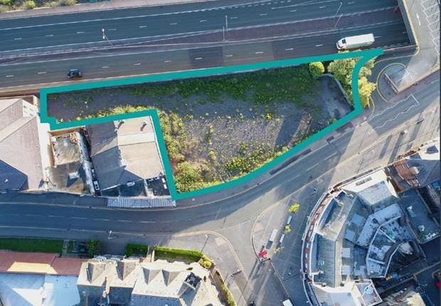 Land for sale in Town Centre Development Opportunity, Princes Drive, Colwyn Bay, Denbighshire