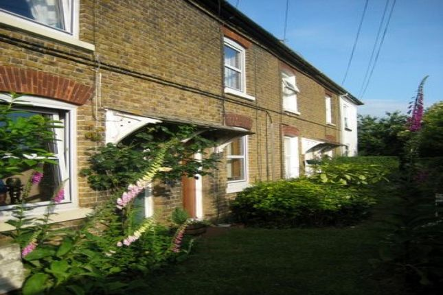 Thumbnail Terraced house to rent in Church Road, Oare, Faversham