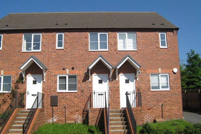 Thumbnail Terraced house to rent in Highfield Road North, Adlington, Chorley