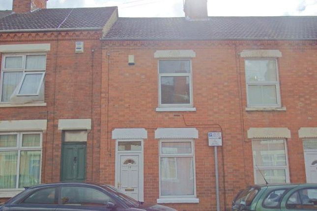 Thumbnail Shared accommodation to rent in Oxford Street, Loughborough