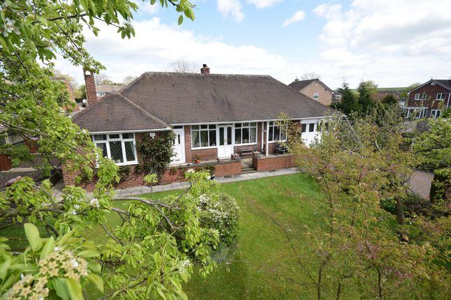Thumbnail Detached bungalow for sale in Churchbalk Lane, Pontefract