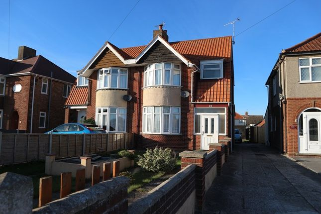 Thumbnail Semi-detached house for sale in Ramsey Road, Dovercourt, Harwich