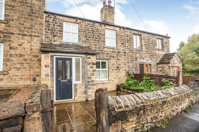 2 bed terraced house for sale in Jackroyd Lane, Upper Hopton, Mirfield WF14