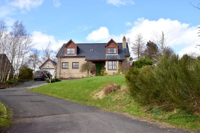 Thumbnail Detached house for sale in Chesters Brae, Nr Hawick