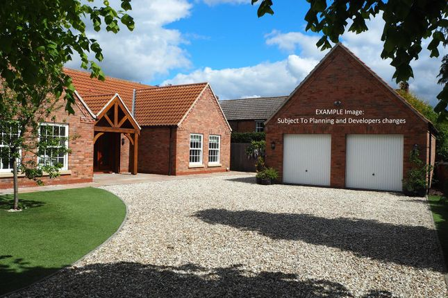 Thumbnail Detached bungalow for sale in Plot 4, The Old Orchard, Kirtons Lane, Long Bennington, Newark