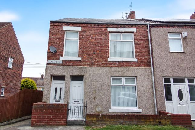 Thumbnail Flat for sale in Deanery Street, Bedlington