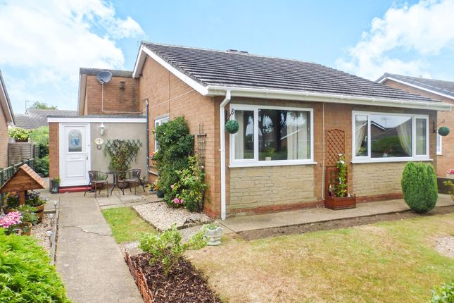 Thumbnail Detached bungalow for sale in The Green, Leasingham, Sleaford