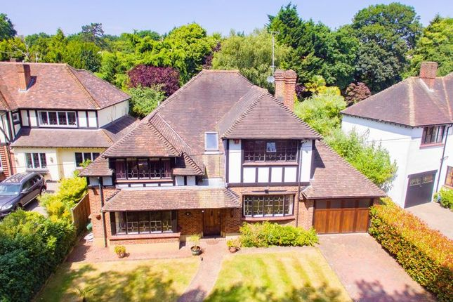 Thumbnail Detached house for sale in Woodland Close, Woodford Green