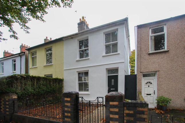 Thumbnail Semi-detached house to rent in Severn Grove, Cardiff