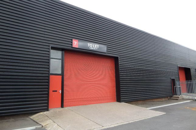 Thumbnail Light industrial to let in Moy Road Industrial Centre, Taffs Well, Cardiff