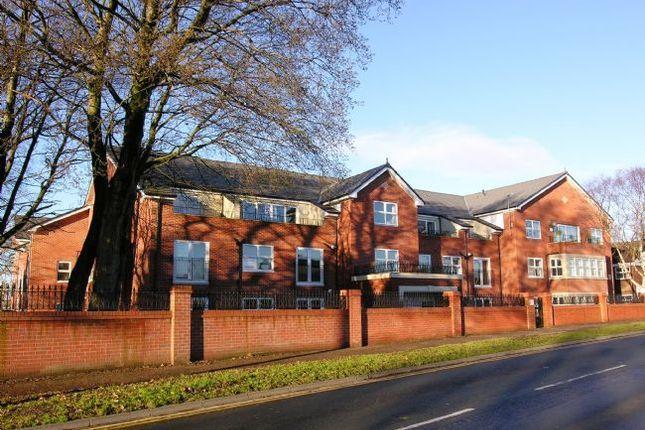 Thumbnail Flat for sale in South Facing Penthouse, 13 Queensway Lodge, Poulton-Le-Fylde Lancs