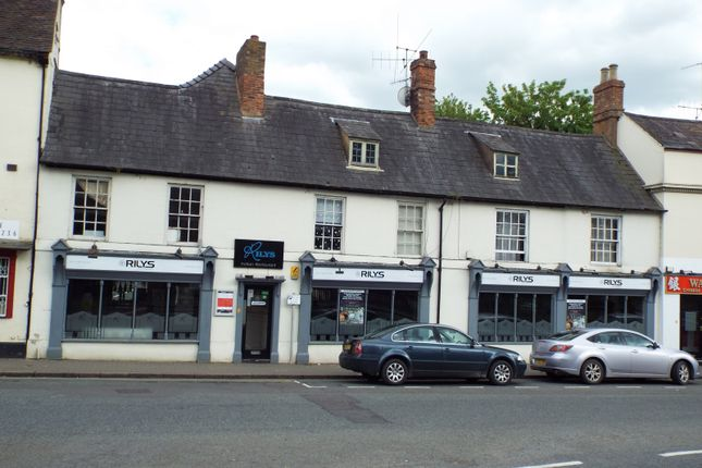 Thumbnail Restaurant/cafe for sale in 2-3 Waterside, Worcester
