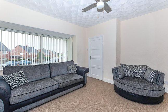 Living Room of Beechwood Grove, Prescot, Merseyside L35