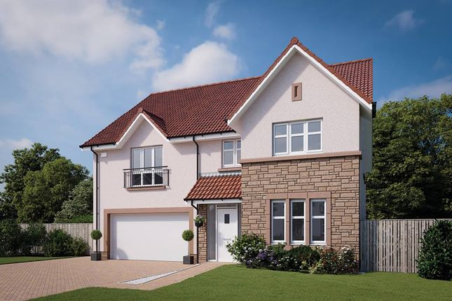 "Thumbnail Detached house for sale in ""The Lewis"" at Davidston Place, Lenzie, Kirkintilloch, Glasgow"