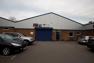 Thumbnail Light industrial to let in Unit 5, Griffin Business Park, Walmer Way, Birmingham, West Midlands
