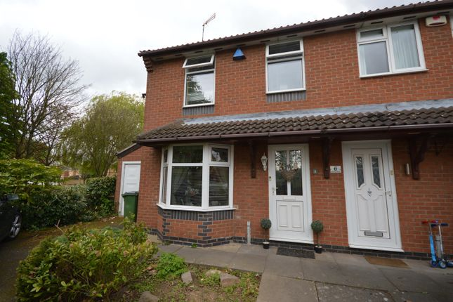 Thumbnail Semi-detached house to rent in Warner Close, Whetstone, Leicester
