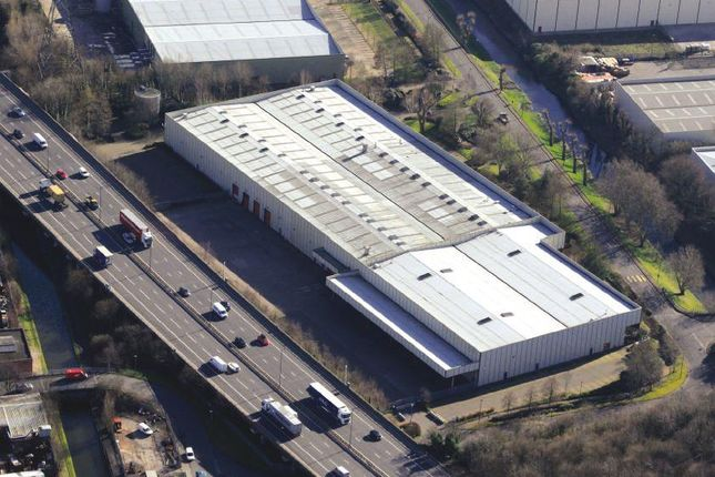 Industrial to let in Unit 12 Holford Industrial Park, Holford Way, Birmingham