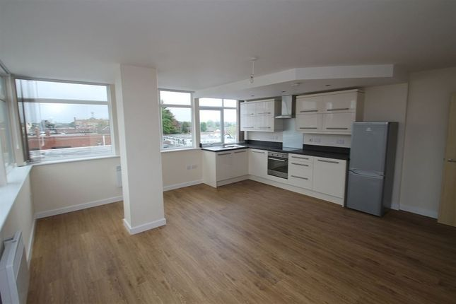 Thumbnail Flat to rent in The Parade, Oadby, Oadby Leicester