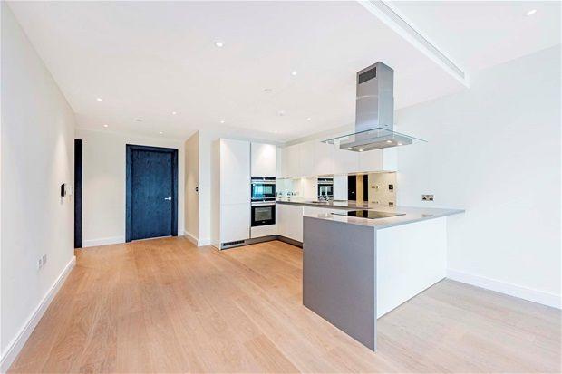Thumbnail Flat for sale in Vista Cascade, Three Bedroom, Chelsea Bridge Wharf