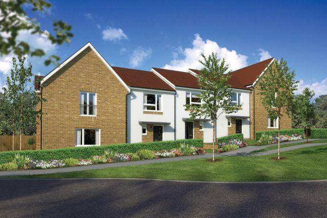 Thumbnail Terraced house for sale in Regency Place, Loanhead, Countesswells Road, Aberdeen