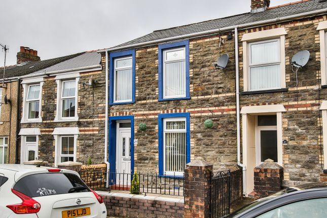 Thumbnail Terraced house for sale in James Street, Tredegar